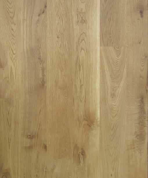 Hadlow European Solid Rustic Oak 180mm Wood Flooring