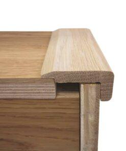 Oak Stair Nosing Universal