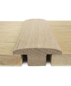 Hardwood T-Section 15mm 2400mm Long