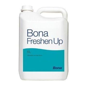bona freshen up 5 litre