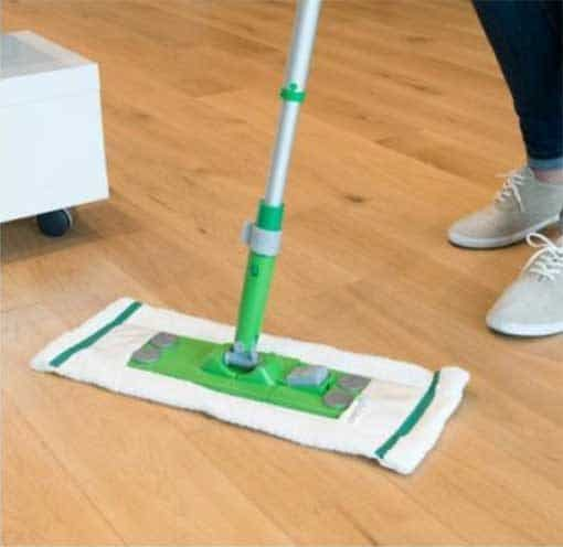 Osmo Cleaning Kit For Floors With Telescopic Handle