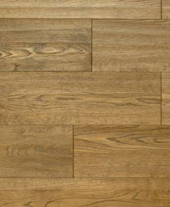 501913 Atkinson & Kirby Pre-Finished Solid Hand Scraped Hardwick Oak Flooring Lacquered