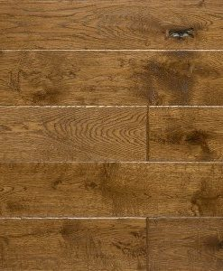 Atkinson & Kirby 501917 Diamond Plus Engineered Oak Floor Stained Handscraped Lacquered