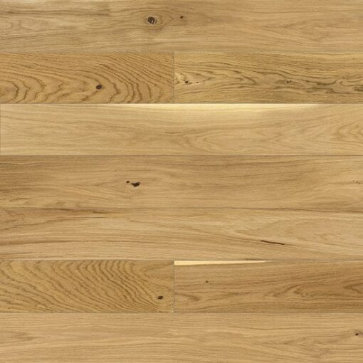 527061 Contemporary Click Engineered Sahara Oak Flooring Lacquered Select Grade