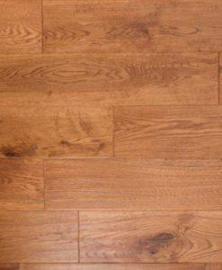 700421 Atkinson & Kirby Pre-Finished Solid Hatfield Hand Scraped Oak Flooring