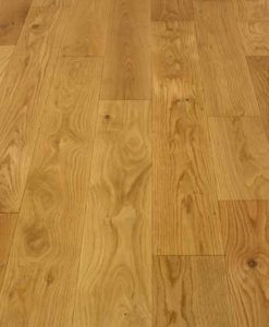 Atkinson & Kirby 700425 Caledonian Prime Grade Solid Oak Floor Lacquered 135mm Wide