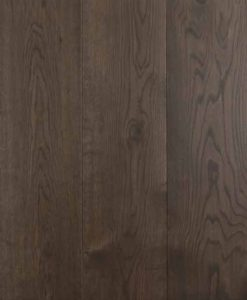 Staki Ebony Engineered Flooring European Oak 180mm Wide Black Hardwax Oil