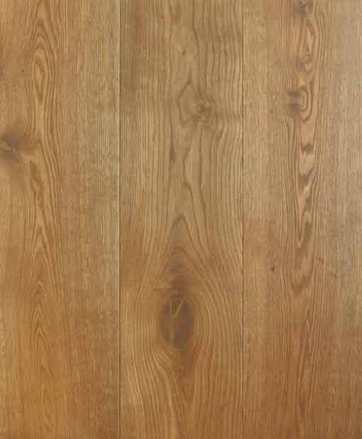 Staki Smoked Engineered Flooring European Oak 180mm Wide Clear Hardwax Oil