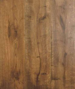 Staki Engineered Flooring European Walnut Oak 180mm Wide Brown Hardwax Oil