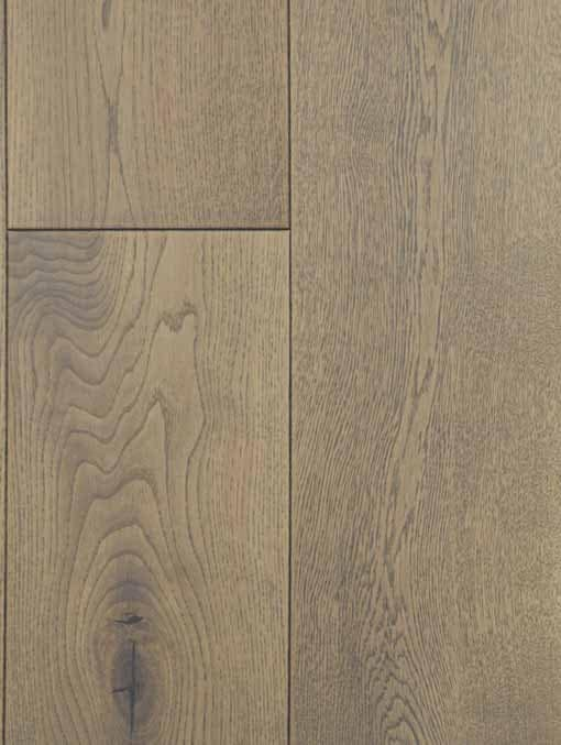 York Click Engineered Oak Pearl Matt Lacquered Wood Flooring