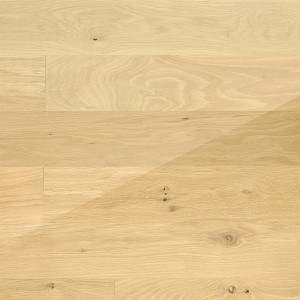 Atkinson & Kirby Unfinished Solid Strip Oak Flooring Natural Grade 140mm 404433