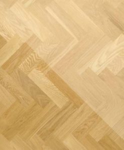 Atkinson & Kirby Traditional Solid Blocks Oak Floor 350mm Prime Unfinished 414400