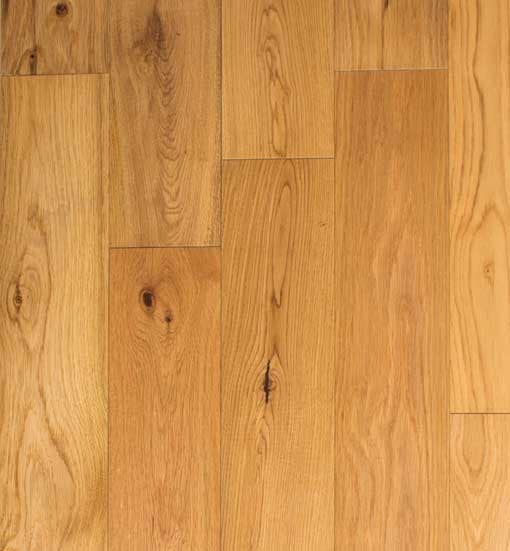 Atkinson & Kirby 700142 Caledonian Engineered Click Oak Floor Matt Lacquered 125mm Wide
