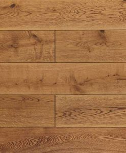 Diamond Plus Engineered Oak Floor Black UV Oiled 700729