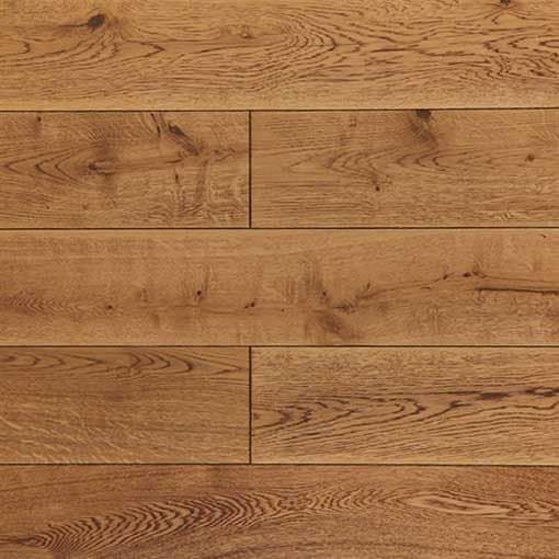 Caledonian Brora Engineered Oak Floor Black UV Oiled 700729