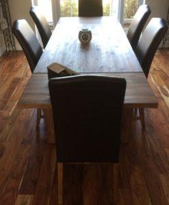 Customers Image Of Blacknut Flooring