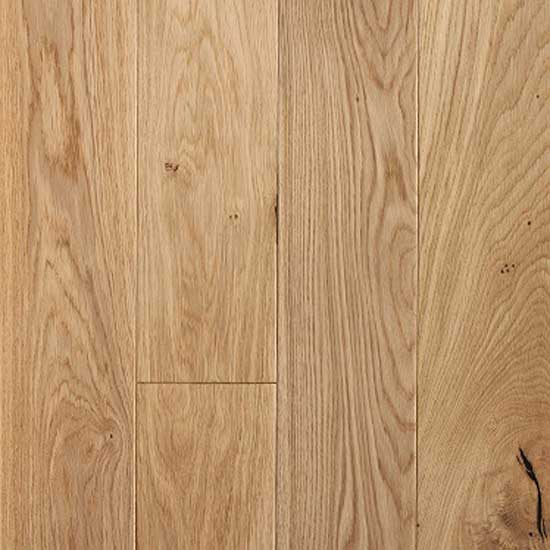 Caledonian Natural Engineered Nevis Oak Flooring 125mm