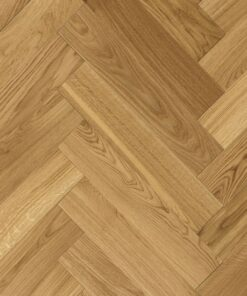 700751 Atkinson & Kirby Engineered Herringbone Harrow Oak Flooring