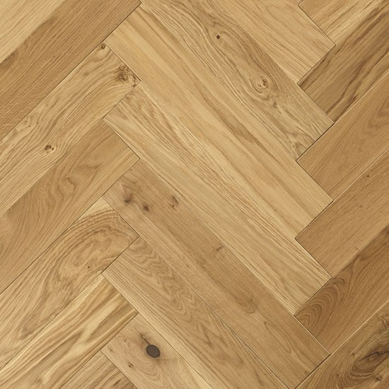 Atkinson Kirby Engineered Herringbone Winchester Oak Flooring