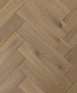700755 Atkinson & Kirby Engineered Herringbone Chester Oak Flooring