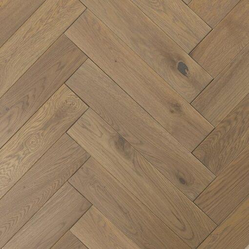 700755 Atkinson & Kirby Engineered Herringbone Chester Oak Flooring