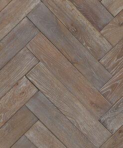 Atkinson & Kirby Engineered Herringbone Epsom Oak Flooring