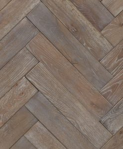 Atkinson & Kirby Engineered Herringbone Epsom Oak Flooring