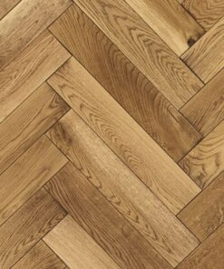 700760 Atkinson & Kirby Engineered Herringbone Dulwich Oak Flooring