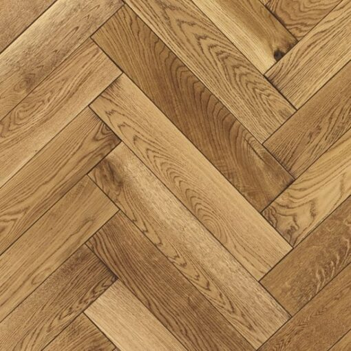 700760 Atkinson & Kirby Engineered Herringbone Dulwich Oak Flooring