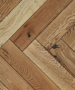 Atkinson & Kirby Engineered Herringbone Dulwich Oak Flooring