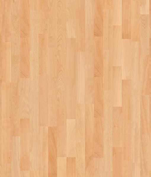 Boen Andante 3 Strip Beech Live Satin Lacquered Wood Flooring