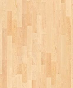 Boen 3 Strip Andante Canadian Maple Live Satin Lacquered