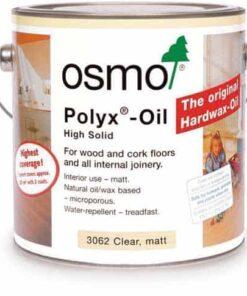 Osmo Polyx Hardwax Oil Original Satin 10 Litres