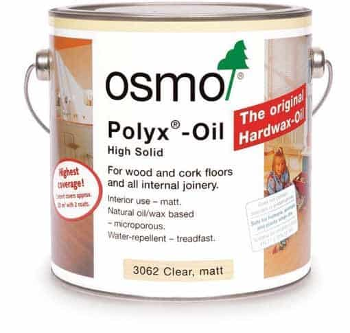 Osmo Polyx Hardwax Oil Original Satin 10 Litres