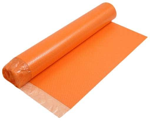 Quicktherm Vapour Underlay 2mm For Underfloor Heating Wood