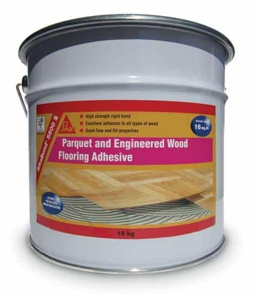 Sika 5500s Wood Flooring Adhesive 16kg