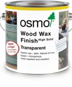 Osmo Woodwax Finish 2.5 Litres