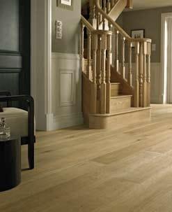 caledonian oak flooring