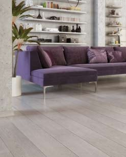 Contemporary Oak Flooring