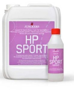 Junckers HP Sport Silk Matt 5 Litres