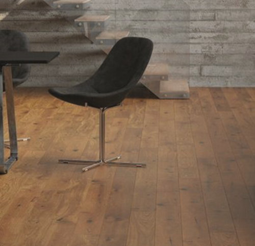 Holt Friston Click Oak Floor Brushed Matt Lacquered