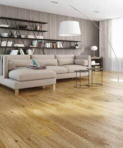 Holt Badby Click Oak Floor Brushed & UV Oiled