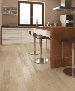 Holt Cannock Click Oak Floor Brushed Matt Lacquered