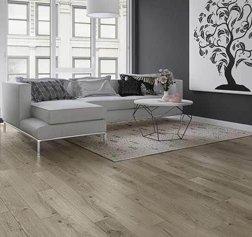 Holt Darwin Click Oak Floor Brushed Matt Lacquered