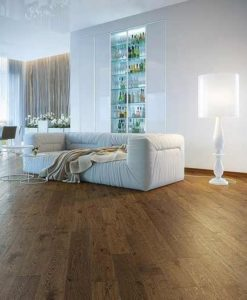 Holt Horsford Click Oak Floor Brushed Matt Lacquered