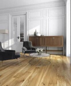 Holt Petherton Click Oak Floor Brushed Matt Lacquered