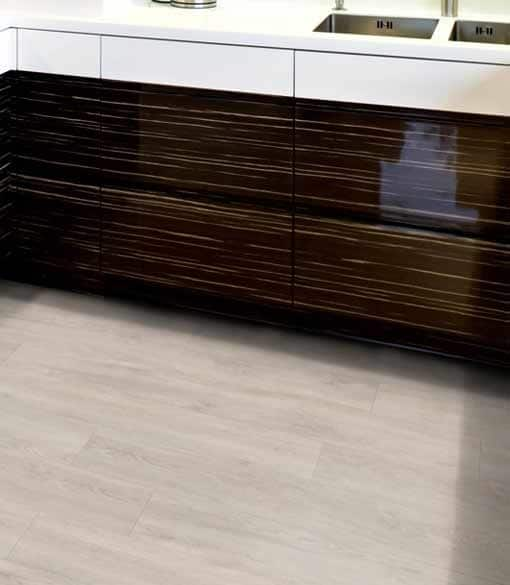 LivLoc Driftwood Oak Click Vinyl Flooring