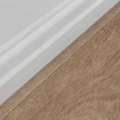 Luvanto Finishing Strip For Click Vinyl Wood Flooring