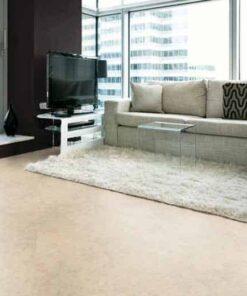 Luvanto Beige Stone Click Vinyl Flooring
