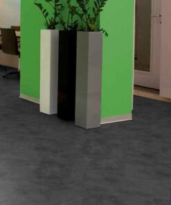 Luvanto Black Slate Click Vinyl Flooring